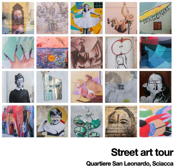 Street Art Tour a San Leonardo